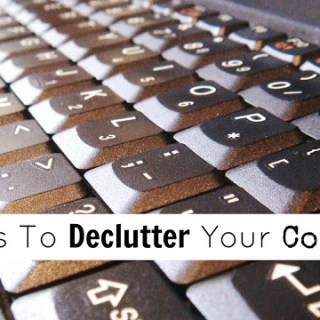 7 Ways To Declutter Your Computer