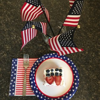 Stars & Stripes, And The Berries Are Ripe!