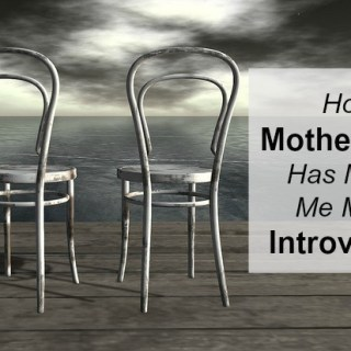 How Motherhood Has Made Me More Introverted