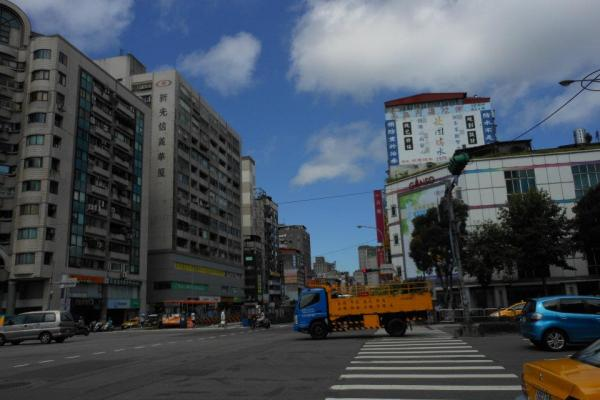 Downtown Taipei