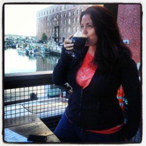 Kristi Trimmer Beer Blogger