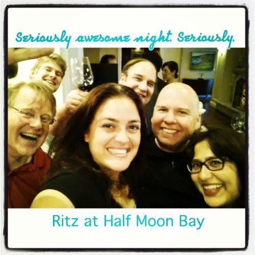 4-25-15 Bday at Ritz
