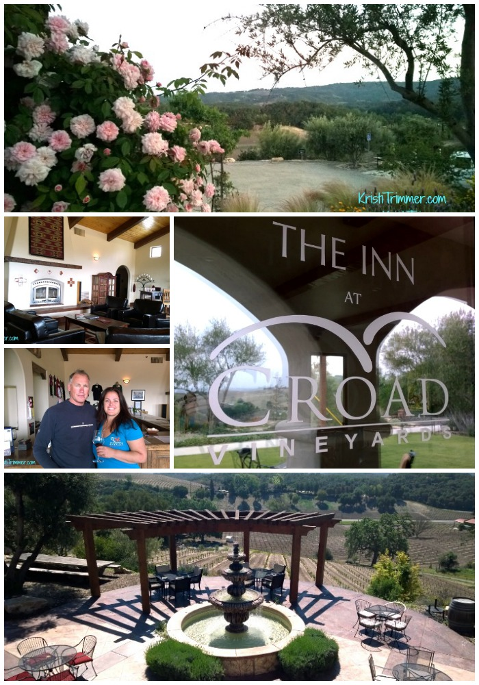 Croad Vineyards - Collage