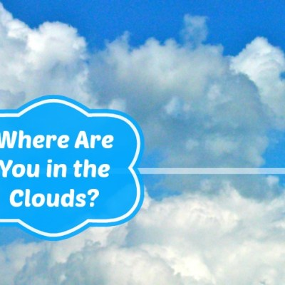 Where Are You in the Clouds?