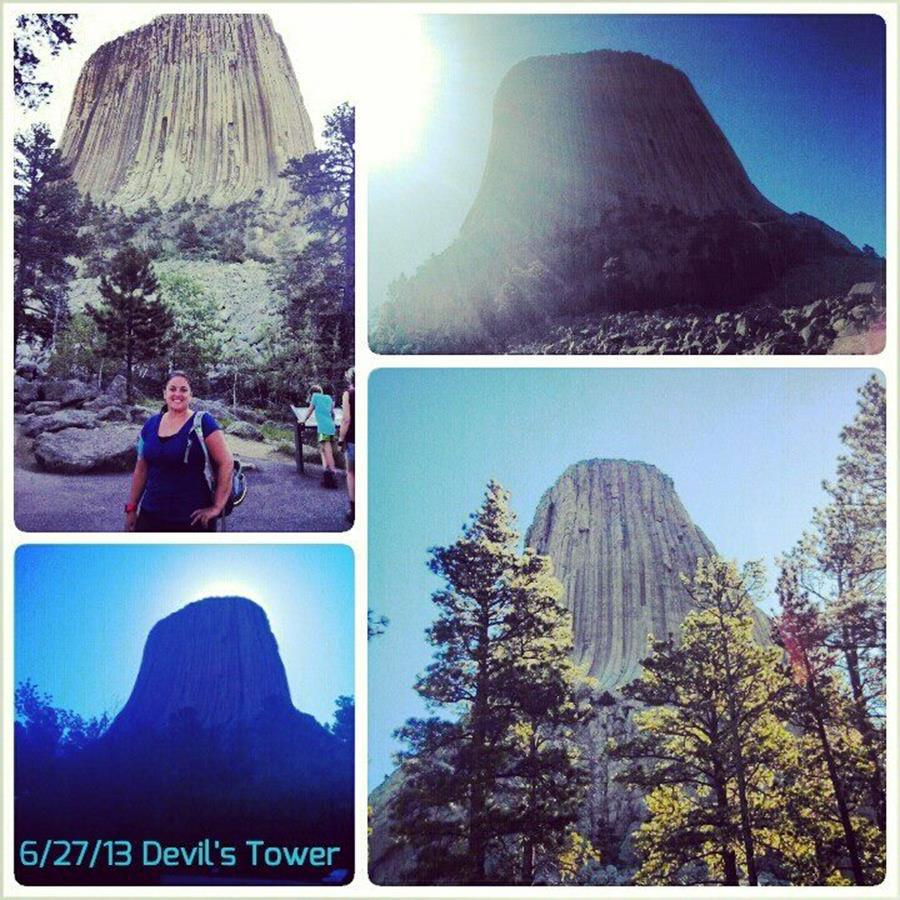 6-27-13 Devil's Tower
