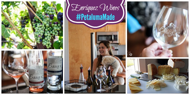 Petaluma Made - Enriquez Wines