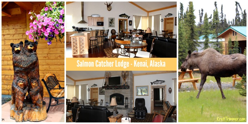 Salmon Catcher Lodge - Inside