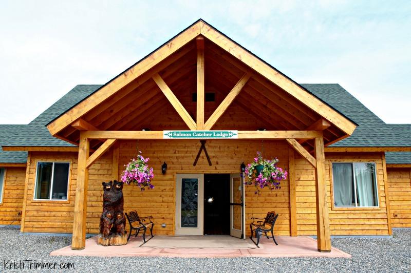 Salmon Catcher Lodge - Welcome
