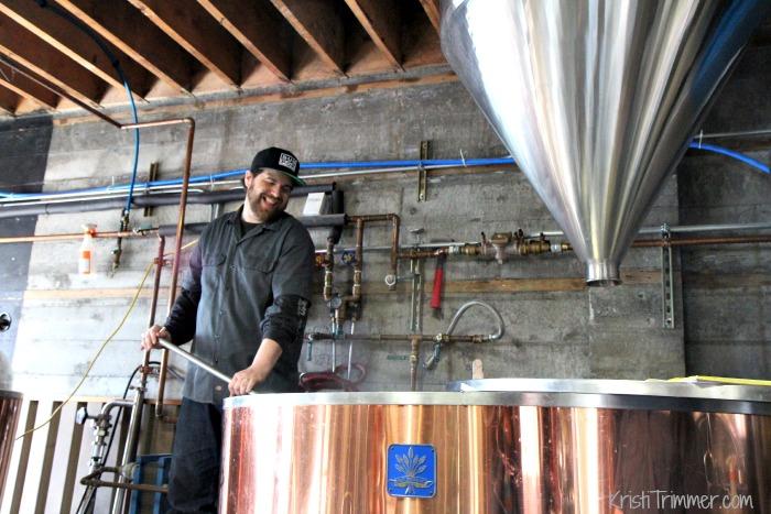 Seward Brewery_Erik Brewing