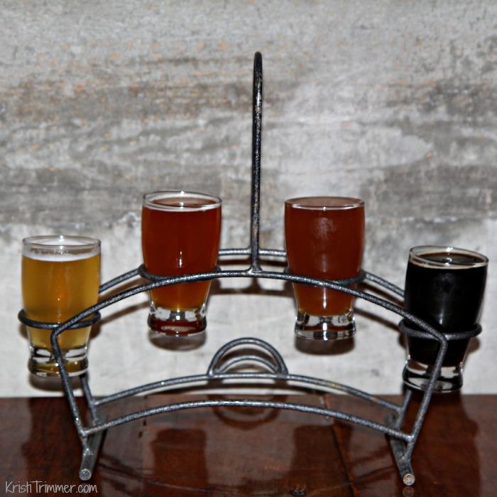 Seward Brewery_The Flight