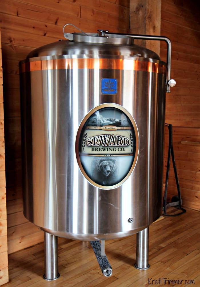 Seward Brewery_Welcome