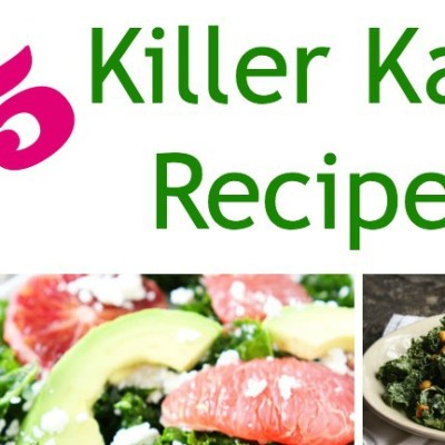 25 Killer Kale Recipes
