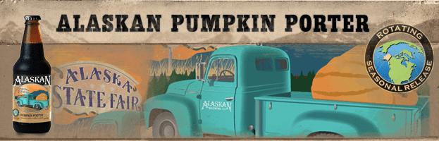 Alaskan Pumpkin Porter