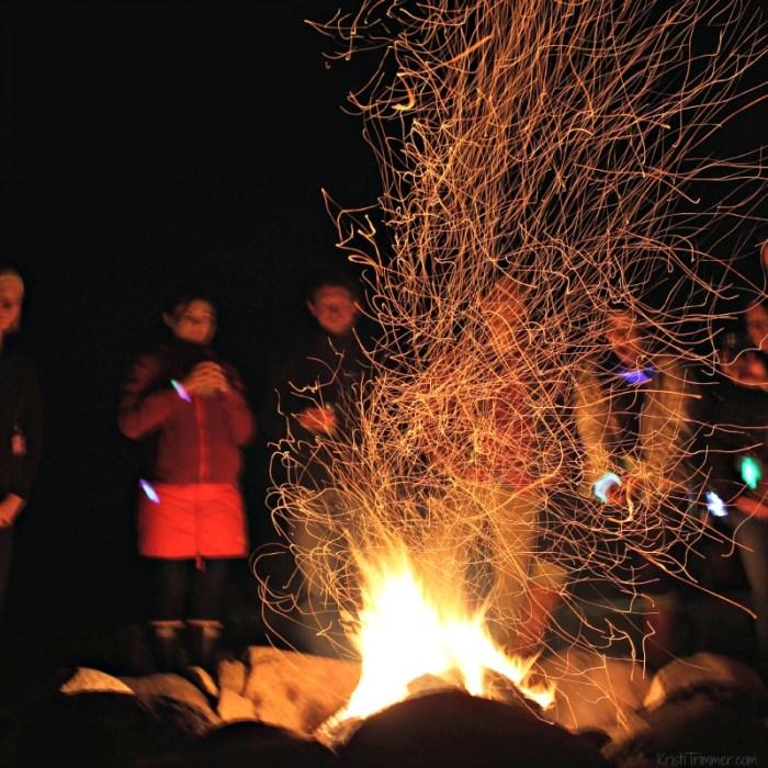 10-3-14 Summer Campfire