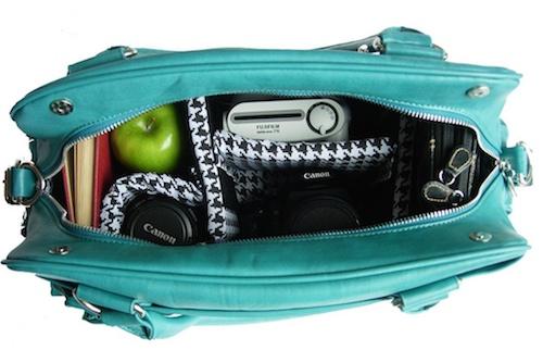 Aqua Camera Bag