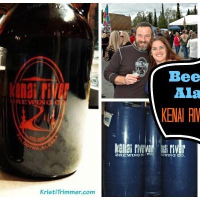 Beer Me, Alaska: Kenai River Brewery