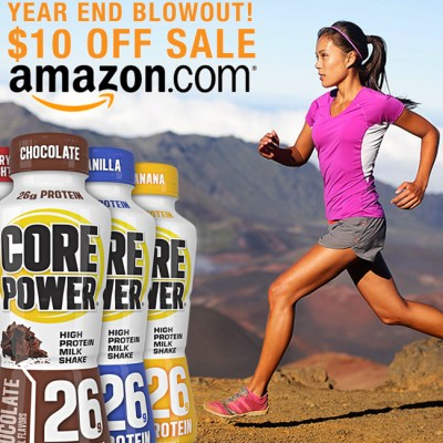 Core Power Blowout Sale on Amazon