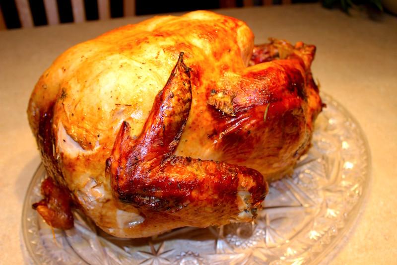 Drunken Turkey Recipe