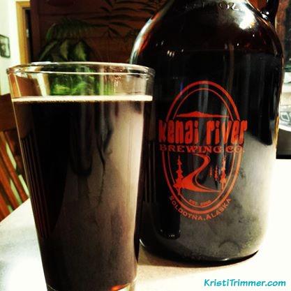 Kenai River Brewery - Smores