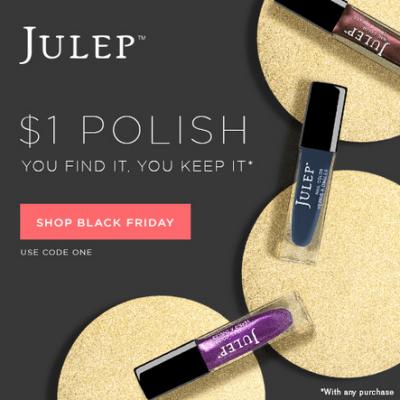 Julep: $1 Polish Sale :)