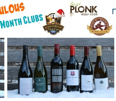 5 Fabulous Wine of the Month Clubs