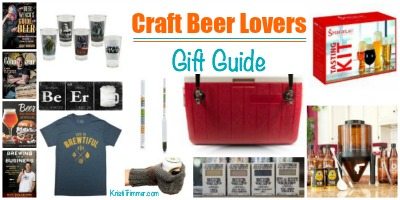 Craft Beer Lovers Gift Guide