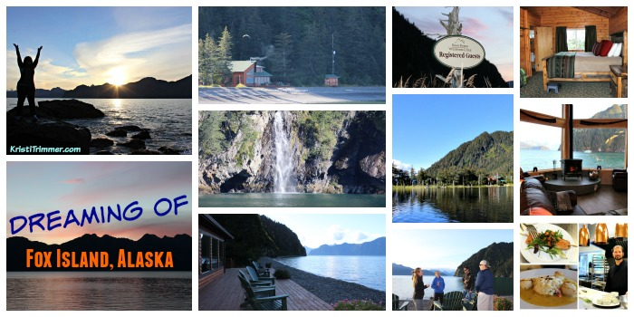 Dreaming of Fox Island, Alaska