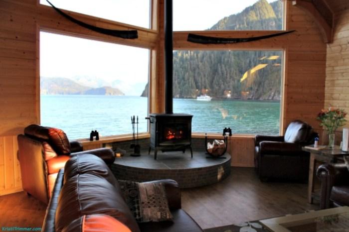 Fox Island - Ship in the Window