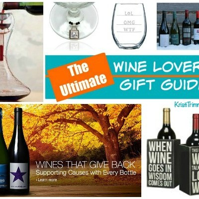 The Ultimate Wine Lovers Gift Guide
