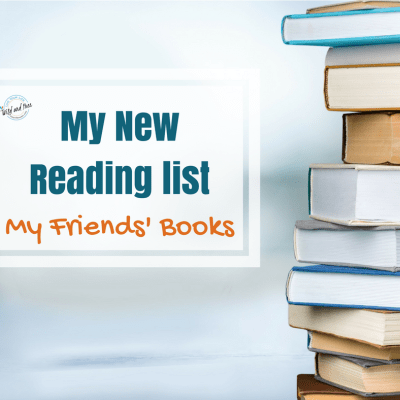 My New Reading List: My Friends' Books