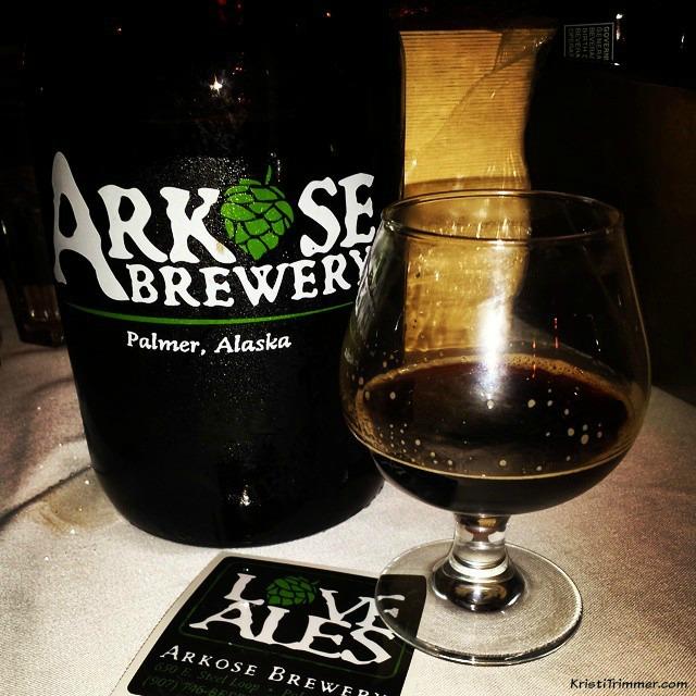 FR - Arkrose Brewery Black IPA