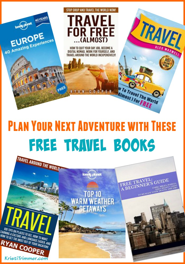 Plan Your Next Adventure