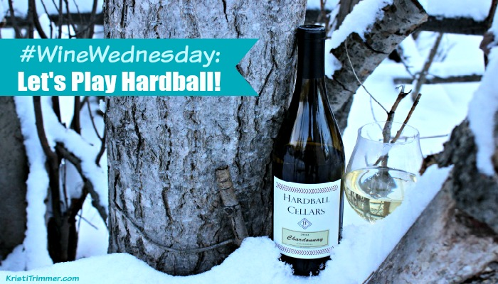 Wine Wednesday Let's Play Hardball feature