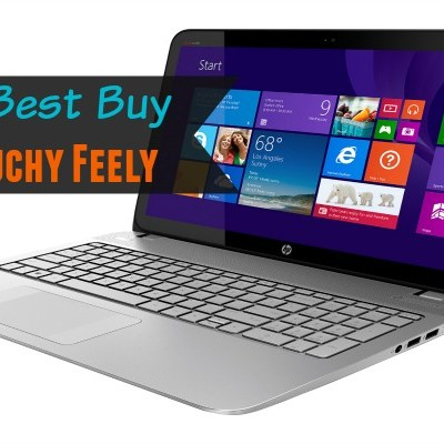 HP & Best Buy Get Touchy Feely