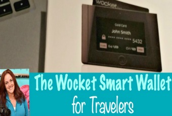 The Wocket Smart Wallet for Travelers