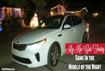 My Kia Car Fairy Came In the Middle of the Night