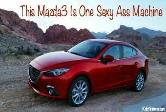 This Mazda3 Is One Sexy Ass Machine