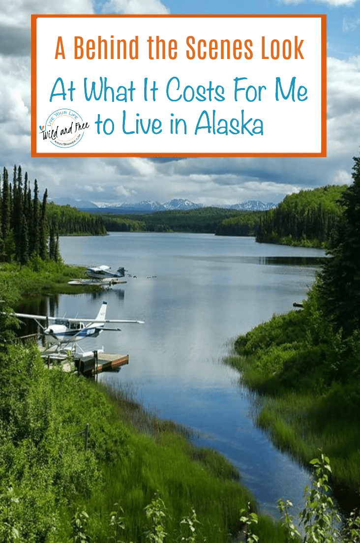 what does it cost to live in Alaska