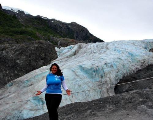 Exit Glacier, Seward Alaska #glaciers #alaska #gotravel