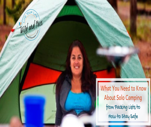 What You Need to Know About Solo Camping #camping #campingtips #solocamping #solotravel #optoutside #goexplore