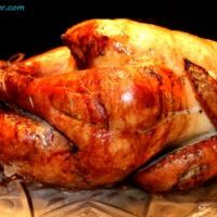 My Famous Drunken Turkey Recipe