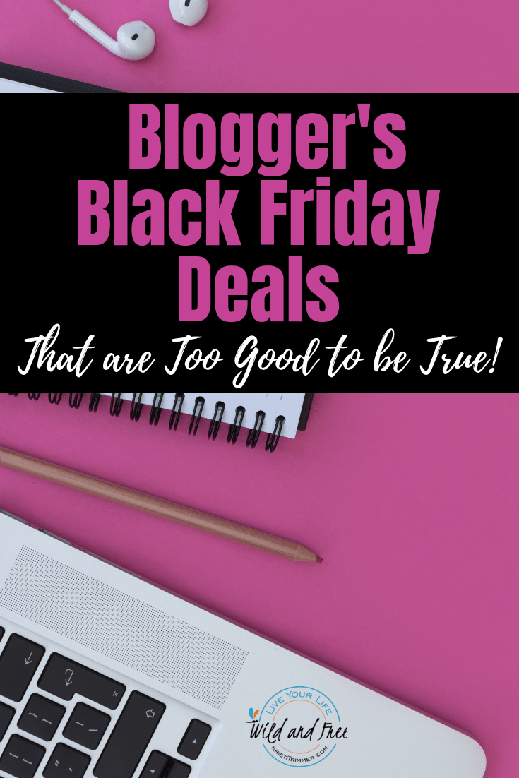 Bloggers Black Friday Deals That are Too Good to be True! #blackfriday #bloggers #bloggerlife