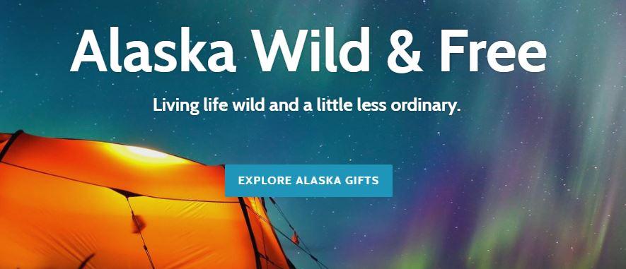 Alaska Wild & Free Shop