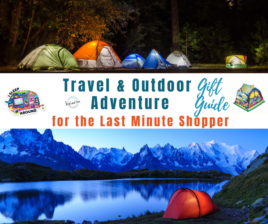 Travel & Outdoor Adventure Gift Guide for the Last Minute Shopper