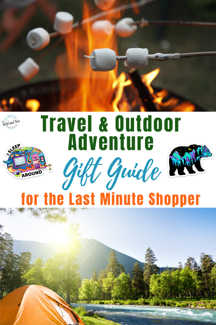 for the Last Minute Shopper #gifts #lastminutegifts #travel