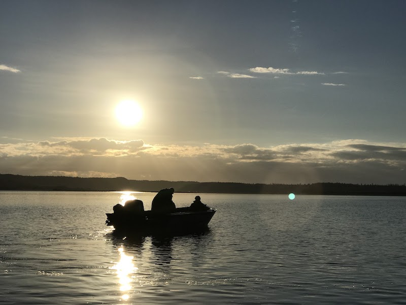 Fishing with the guides from Bear Trail Lodge #alaskafishing #alaskaguides #alaska