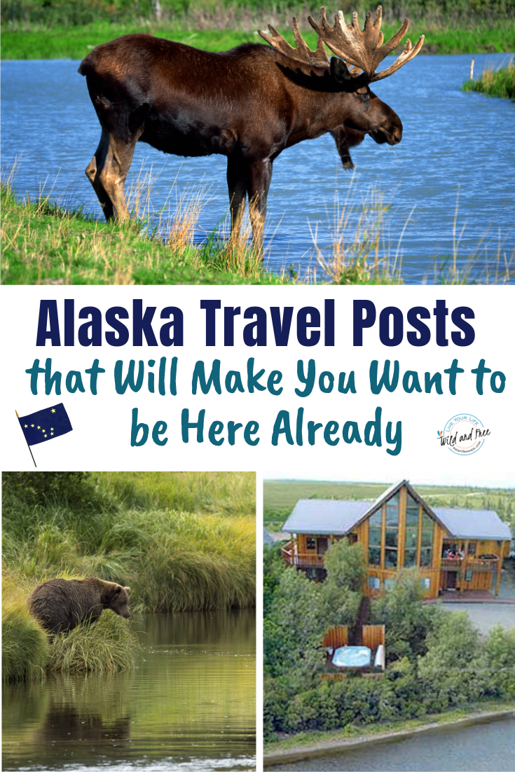Alaska Travel Posts that Will Make You Want to be Here Already #alaska #travelalaska #traveltips