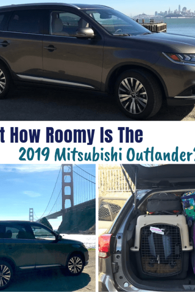 Review: Just How Roomy is the 2019 Mitsubishi Outlander #Outlander #MitsubishiOutlander #Mitsubishi #carreview