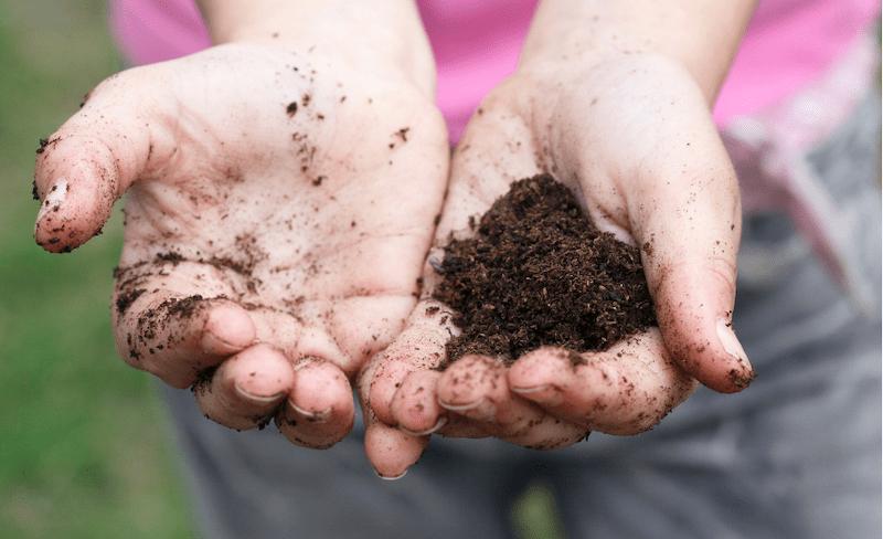 Prepping the Soil for Spring #springgardening #gardentips