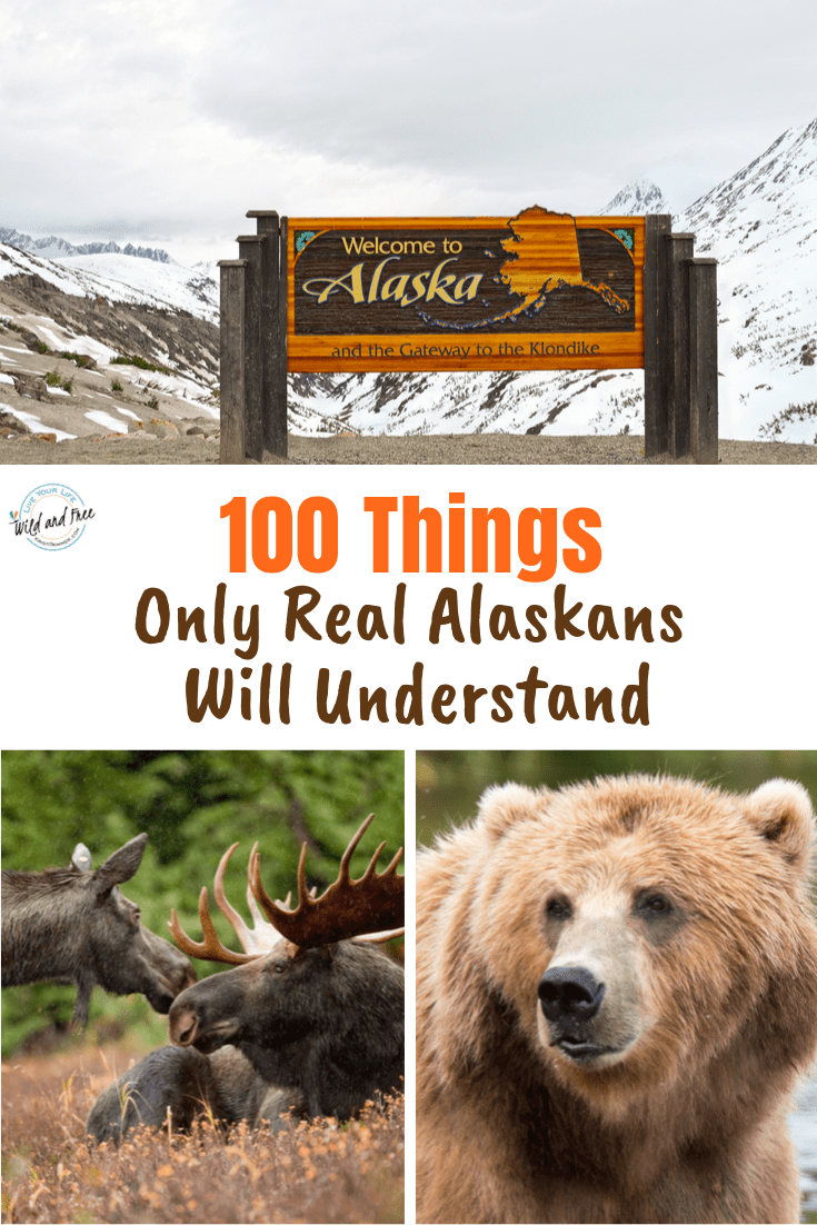 100 Things Only Real Alaskans Will Understand #Alaska #TravelAlaska